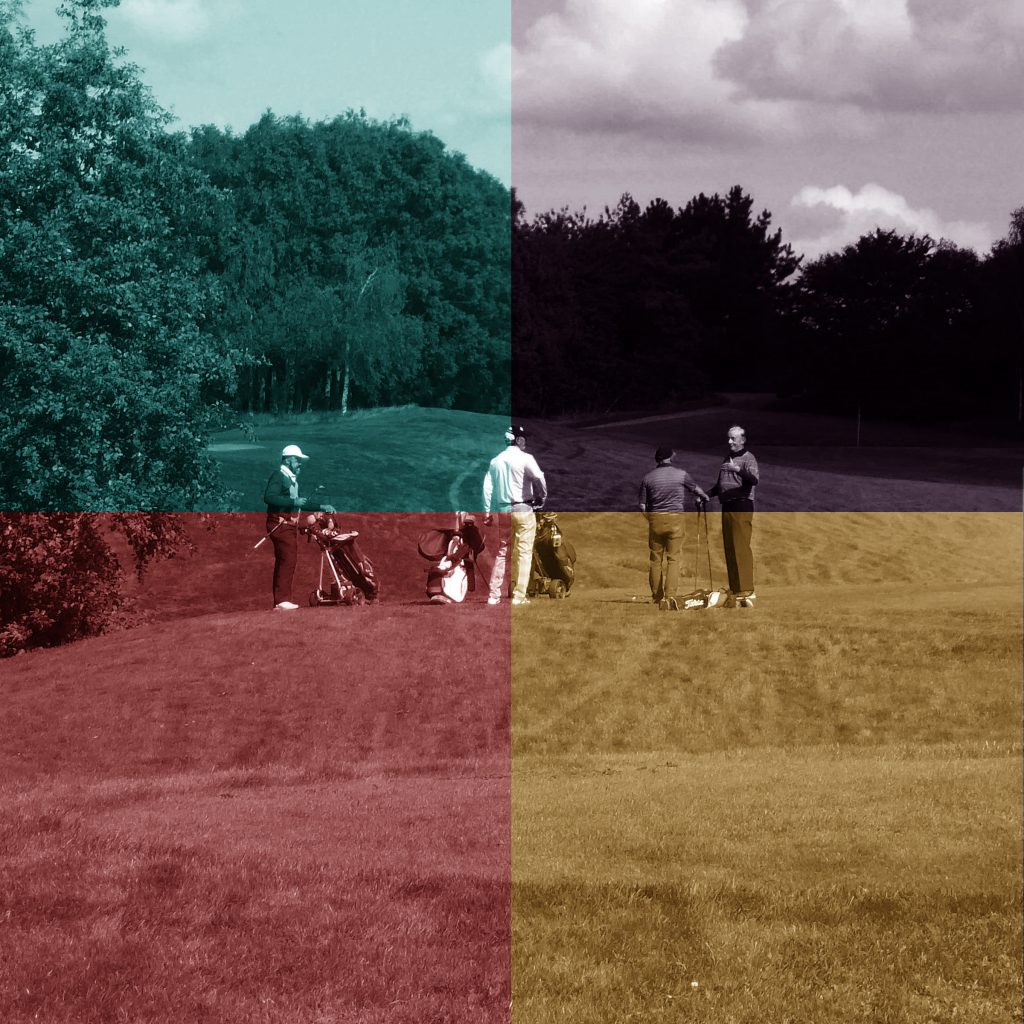 Stockley Park Golf Club, by Andrew Bowden